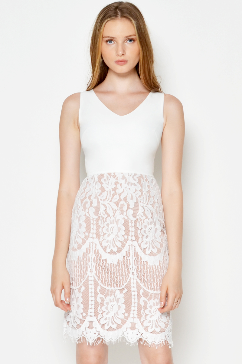 SHANTELLE LACE DRESS