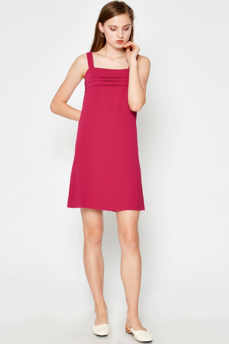 DONNA LAYERED DRESS