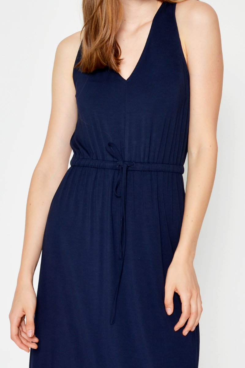 ELEANOR DRAWSTRING DRESS