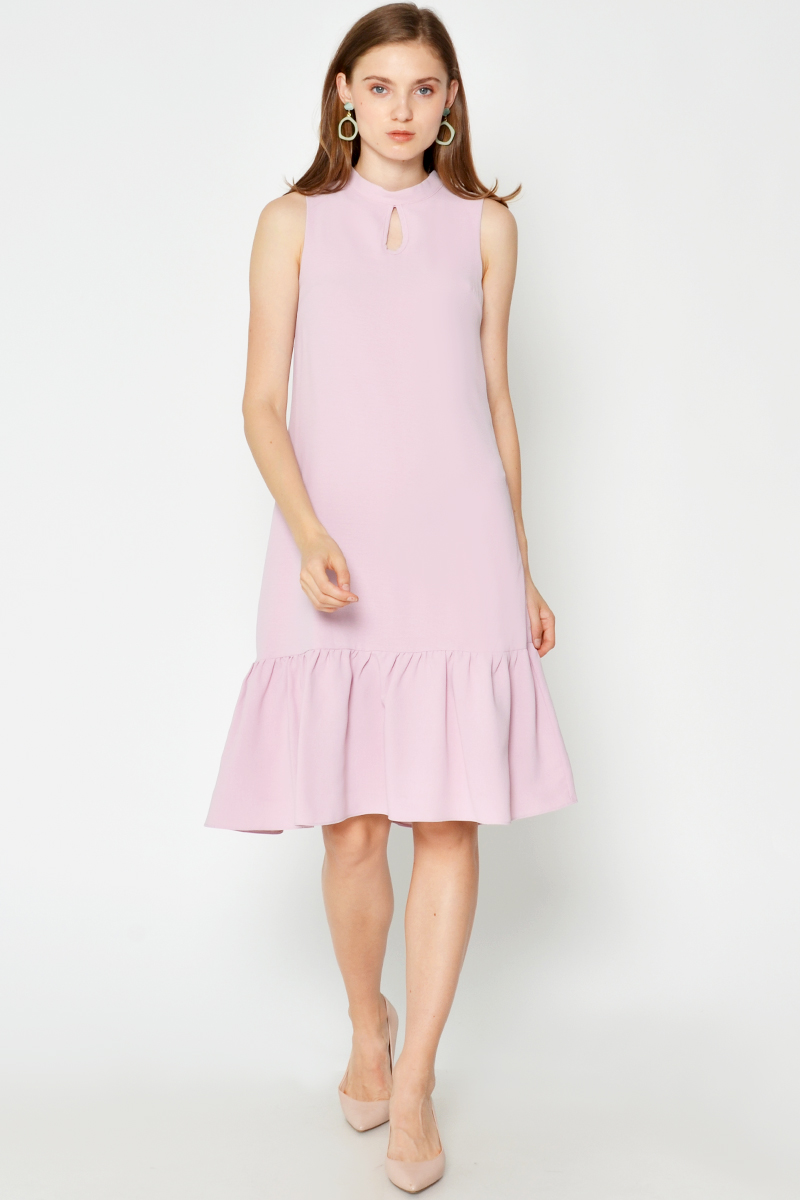 AERIN DROPWAIST DRESS