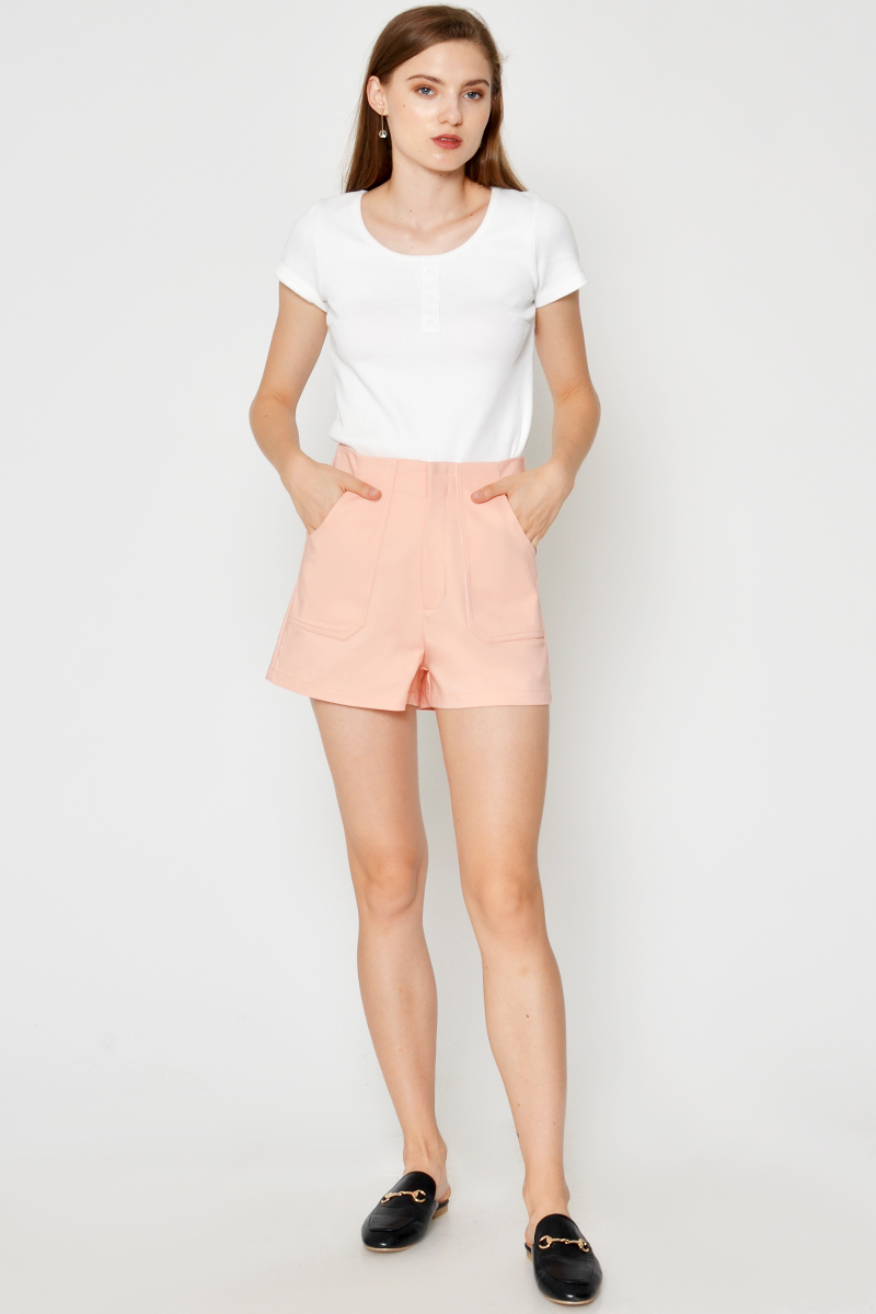 CLOVIA HIGHWAIST SHORTS