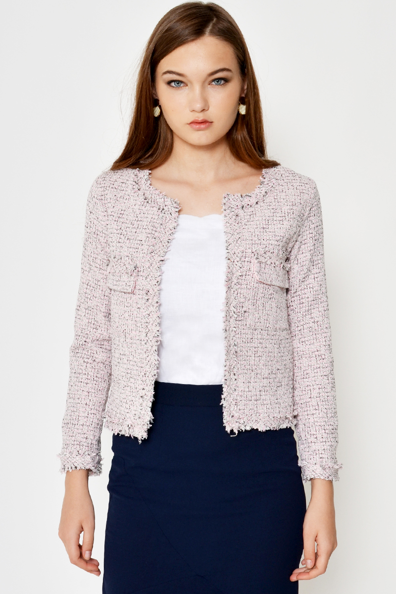 COCO TWEED JACKET