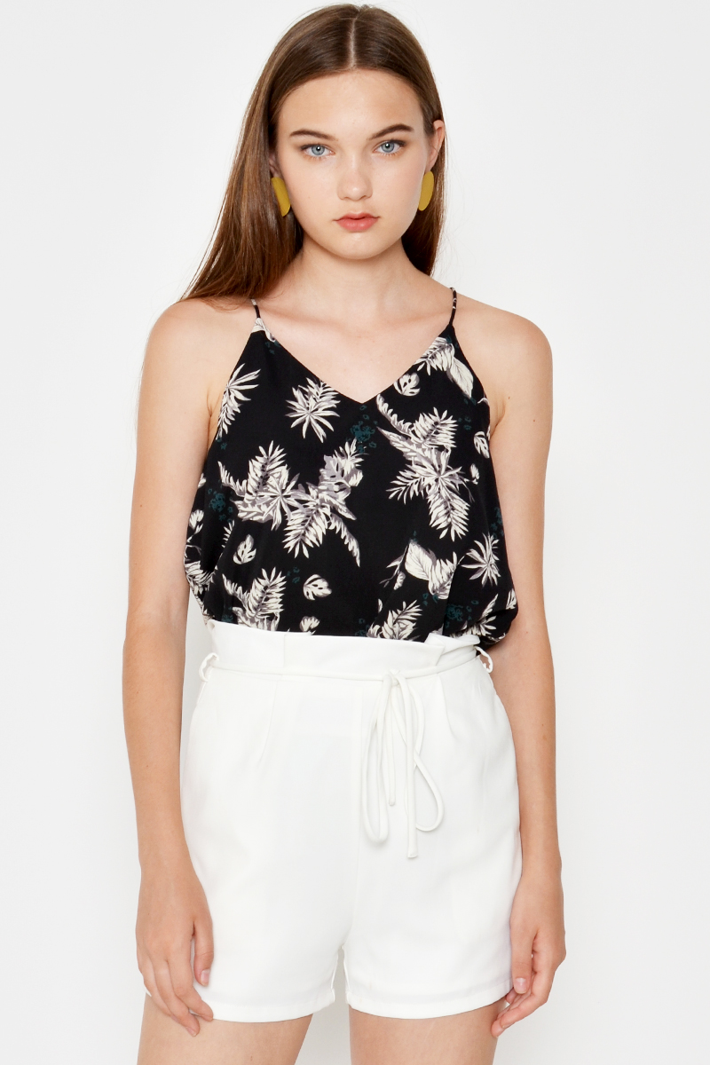 LOLIDA LEAF TOP
