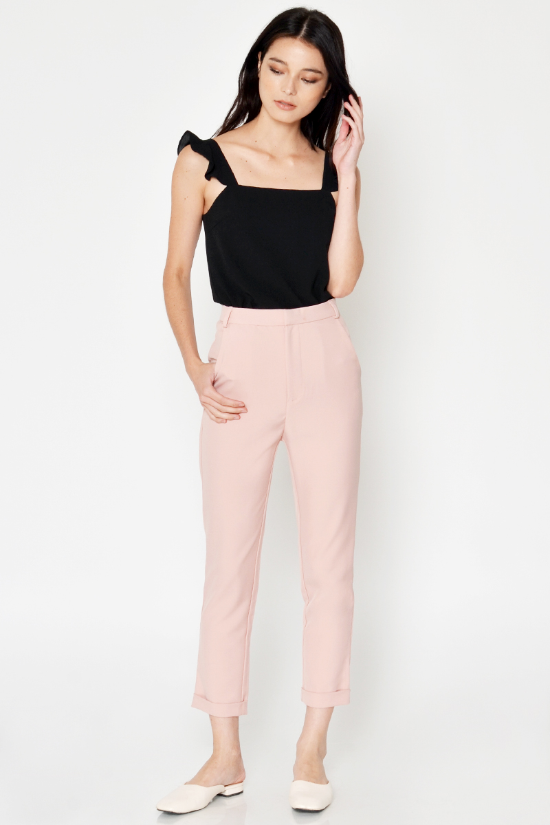HALSEY HIGHWAISTED PANTS