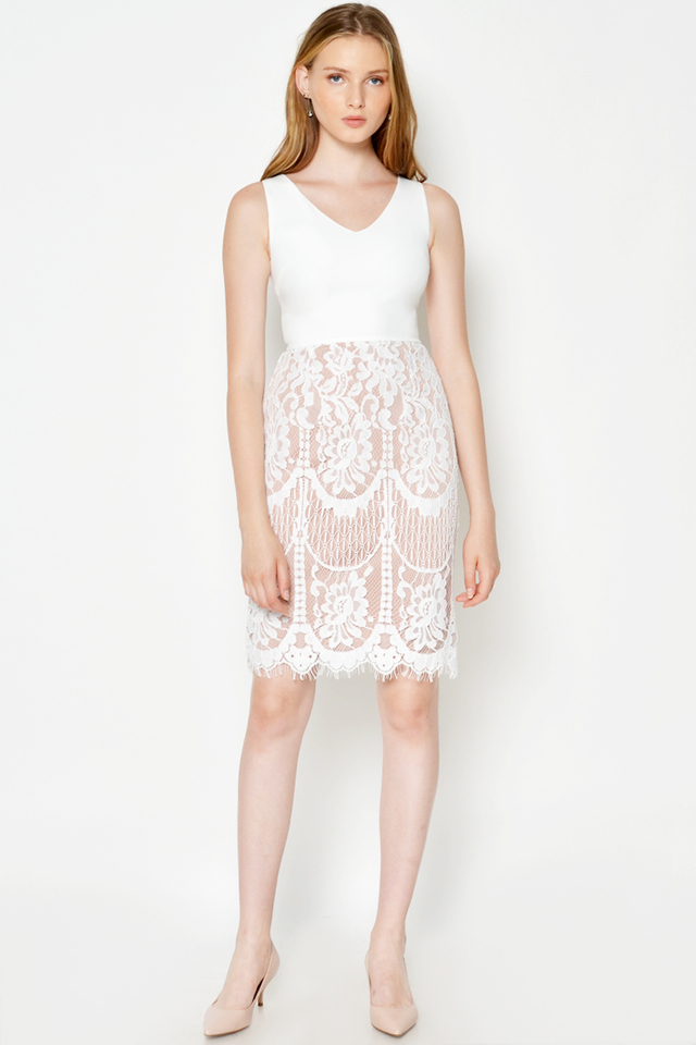 SHANTELLE LACE DRESS