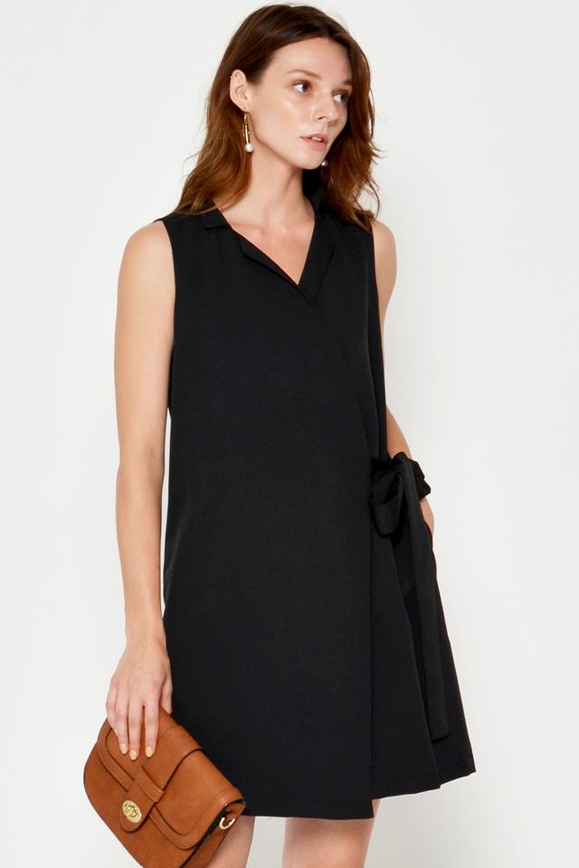 SAMMIE TIEWAIST DRESS
