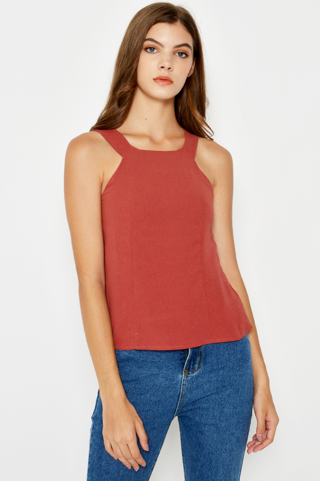 EDANA REVERSIBLE TOP