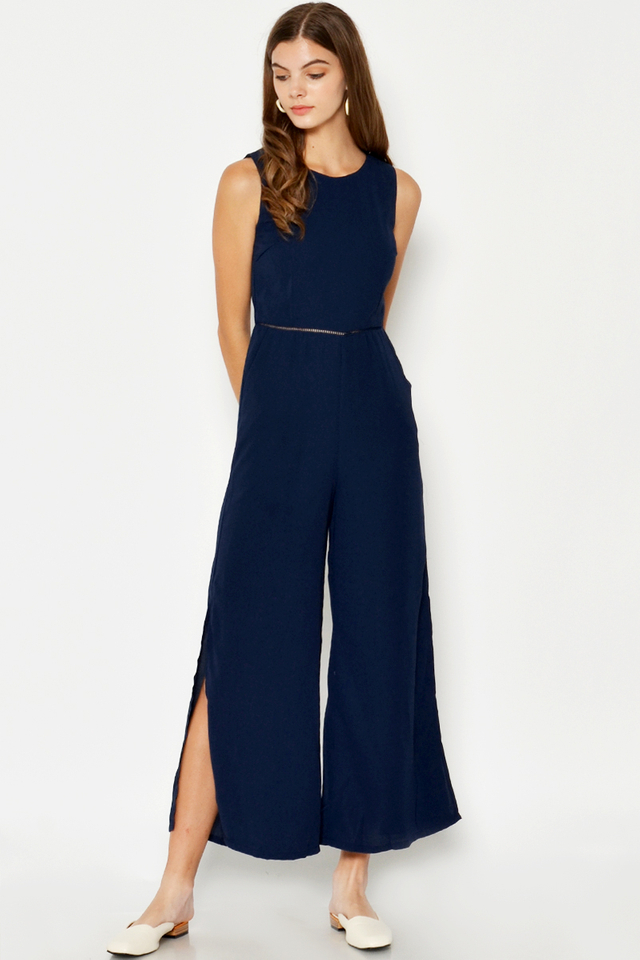 NOREEN CUTOUT JUMPSUIT