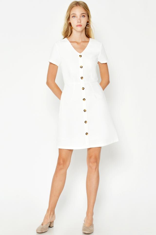 MARLENE BUTTONDOWN DRESS