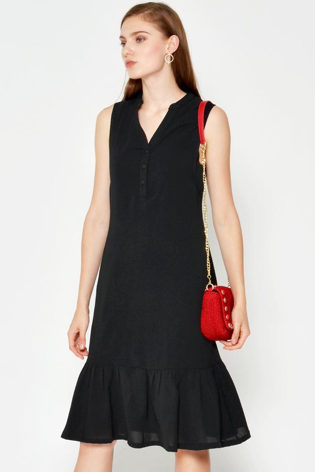 ALORA DROPWAIST DRESS