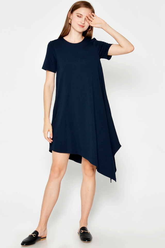 JESSA ASYMMETRICAL DRESS
