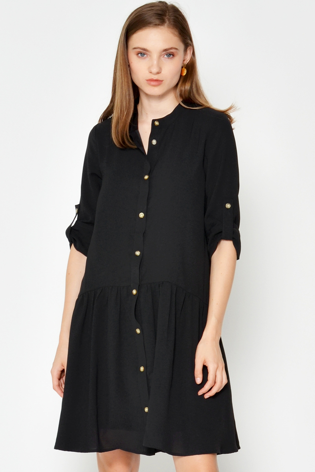 CHARLES BUTTONDOWN SHIRT DRESS