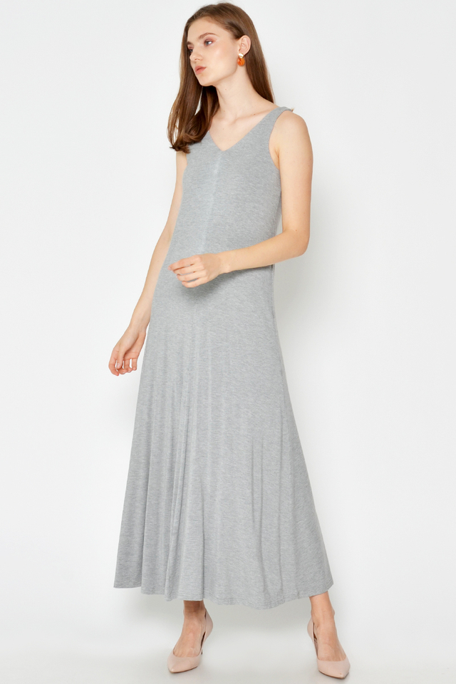 JOLENE BASIC MAXI DRESS