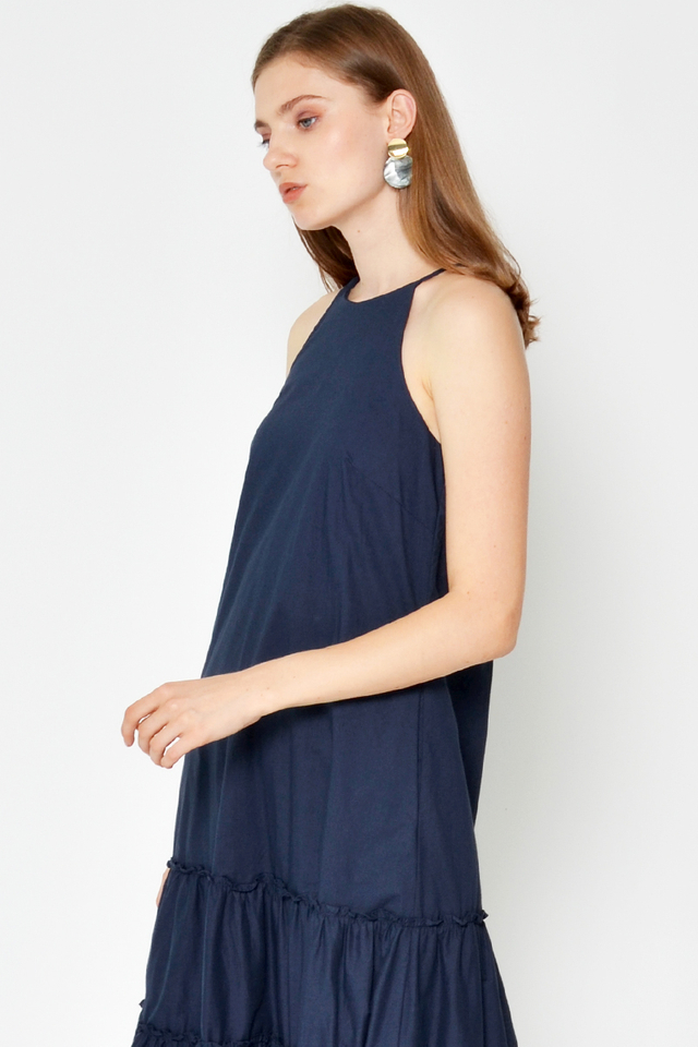 KATHIE MIDI DRESS