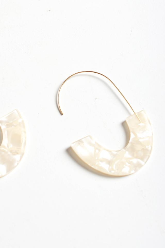 HOOK U-SHAPED EARRINGS