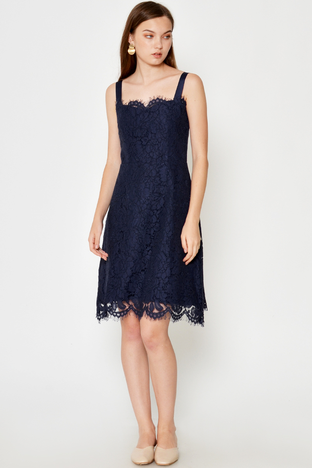 JULIANE LACE DRESS