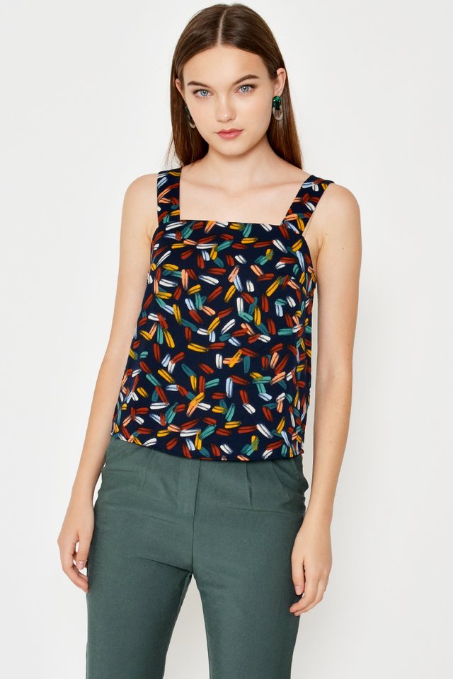 ANDREI ABSTRACT TOP