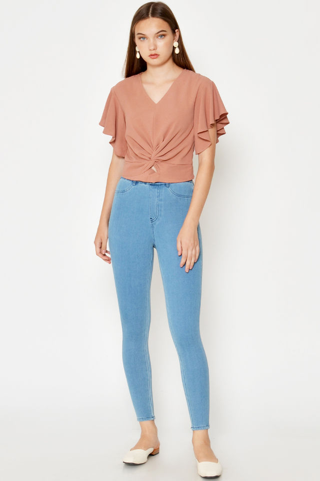 RINI DENIM JEGGINGS