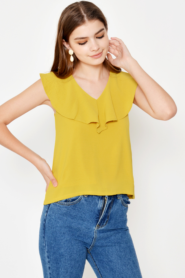 HAIZER LAYERED TOP