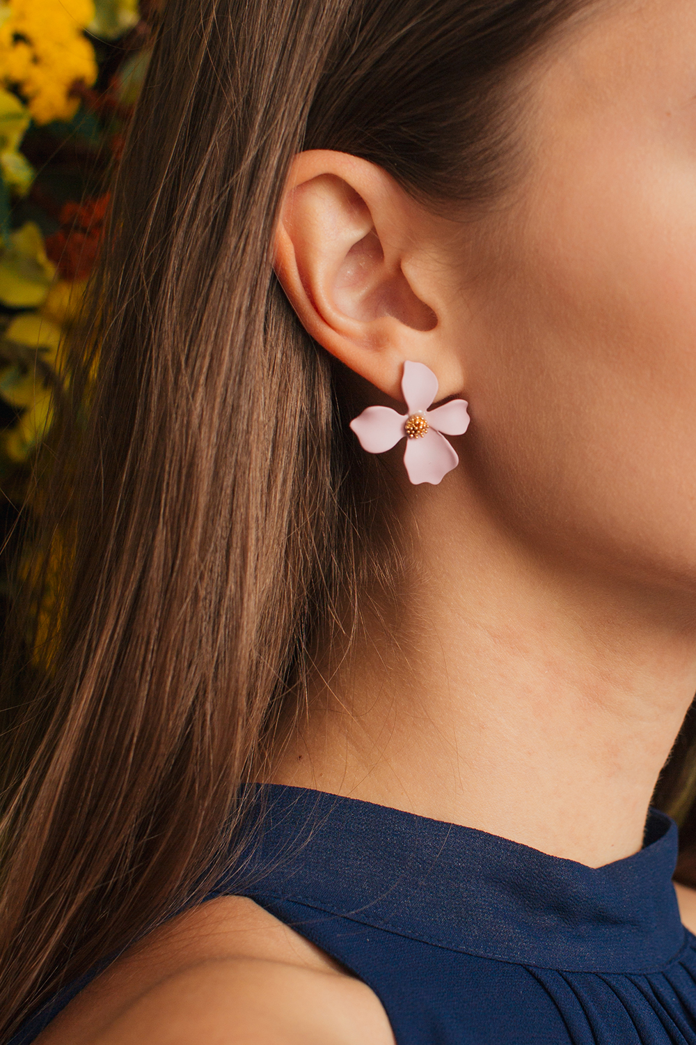 WILDFLOWER BLOOM EARRINGS