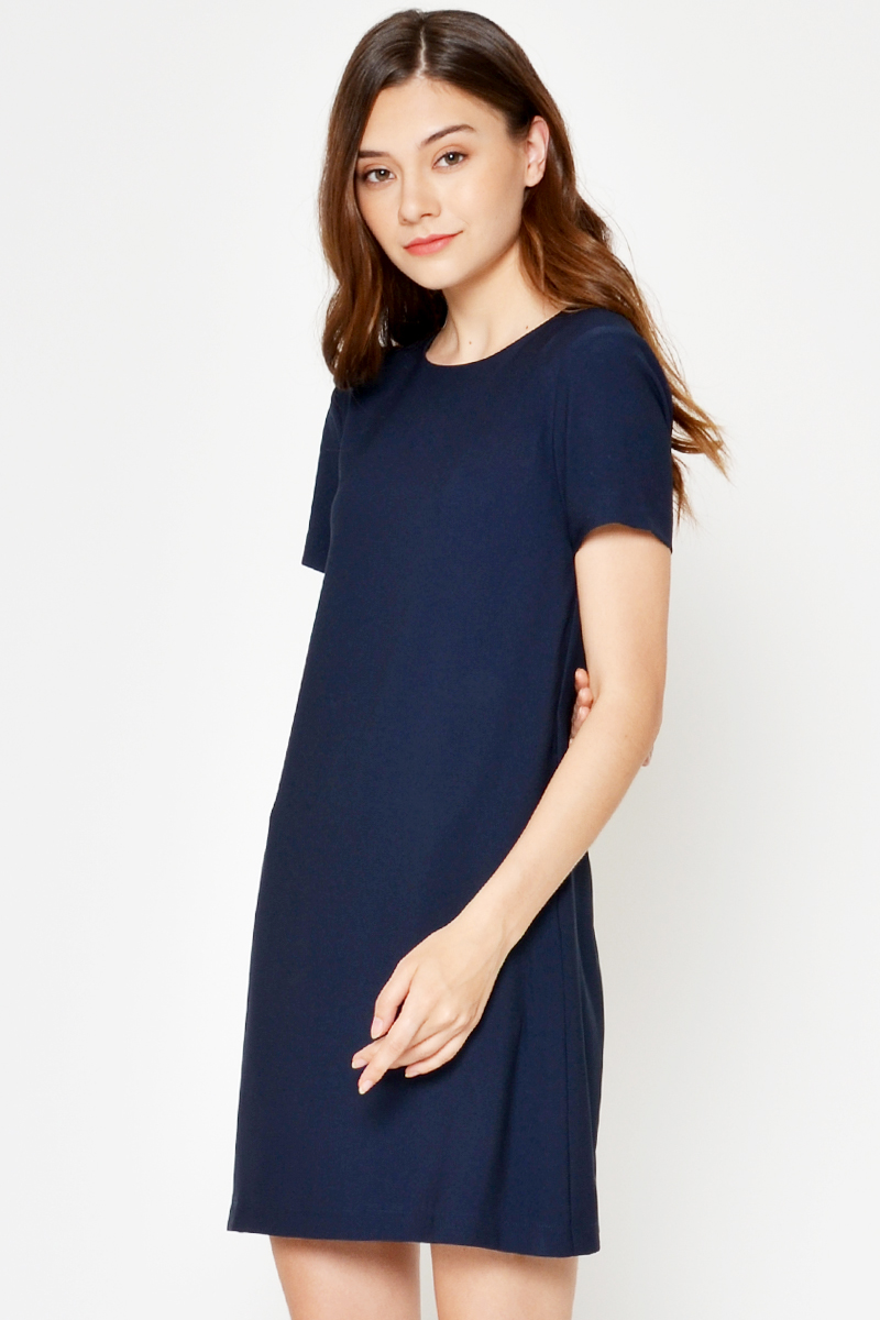 ISOBEL REVERSIBLE CUTOUT DRESS