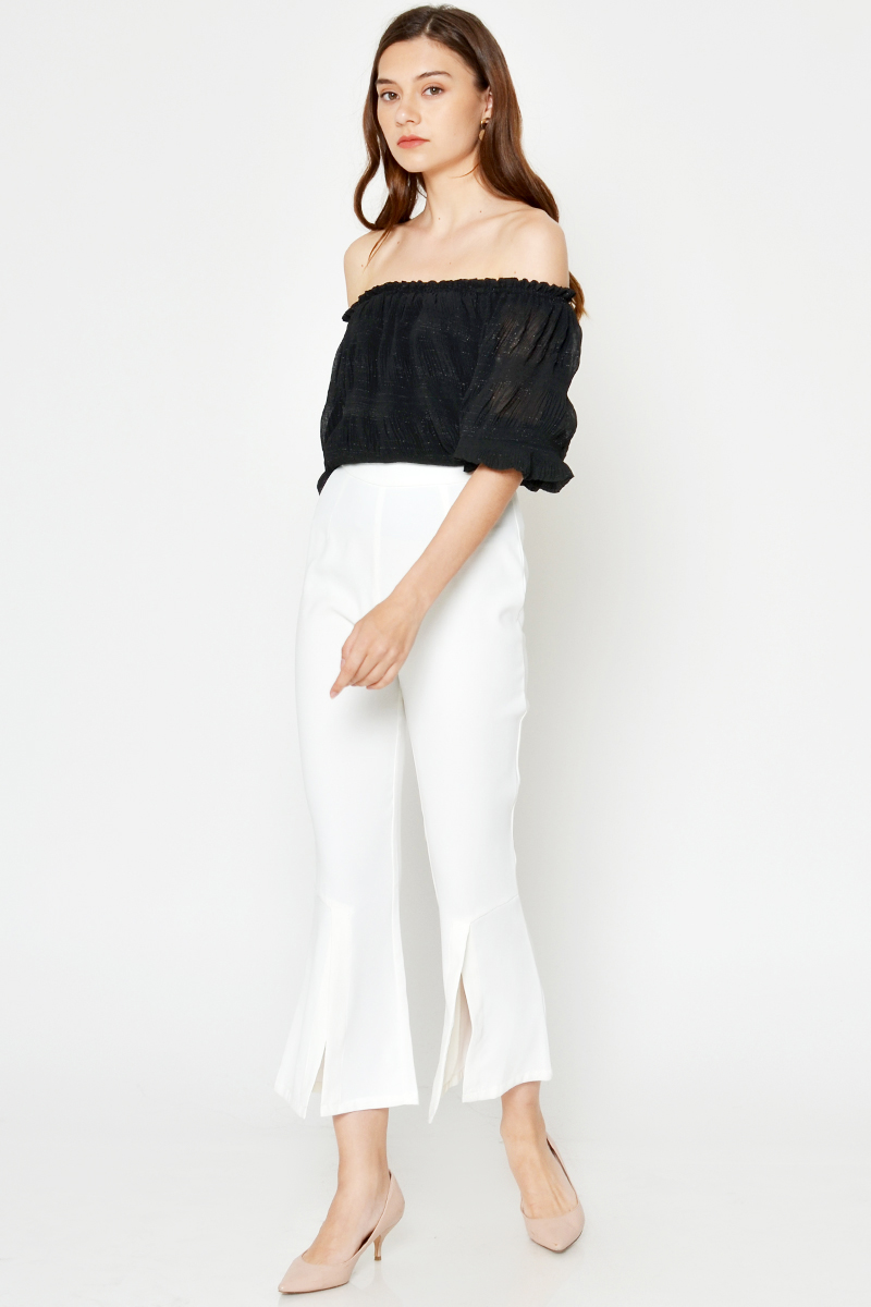 CHEYENNE OFF SHOULDER TOP