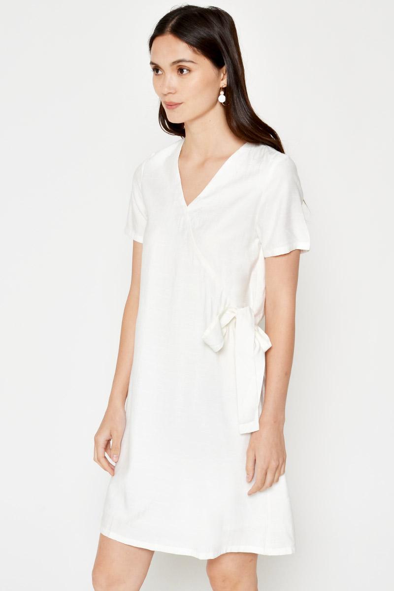 SERENE WRAP DRESS
