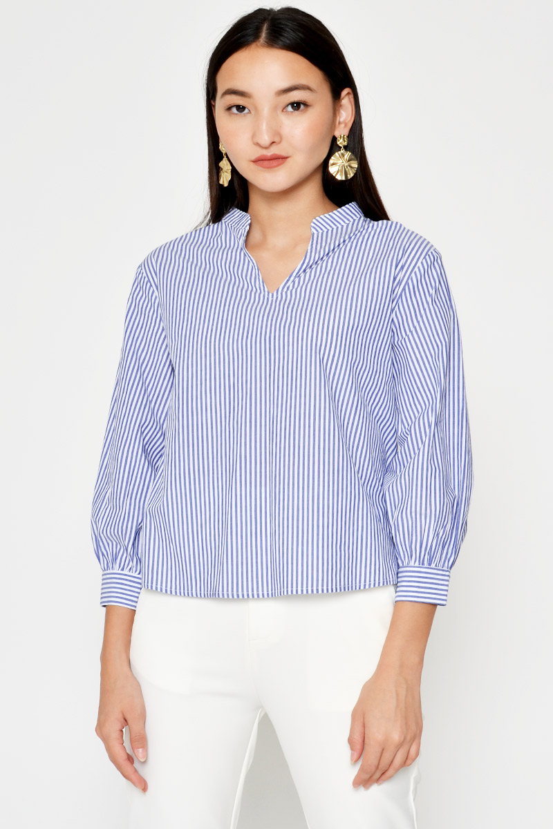 JAREL STRIPE SHIRT