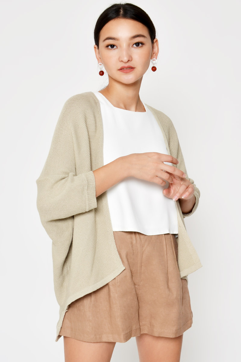 *BACKORDER* MAISY BATWING KNIT CARDIGAN