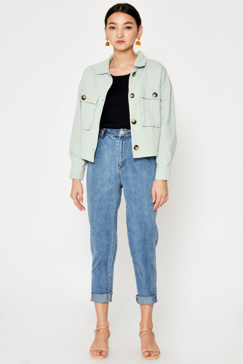 OLIVER DENIM JACKET