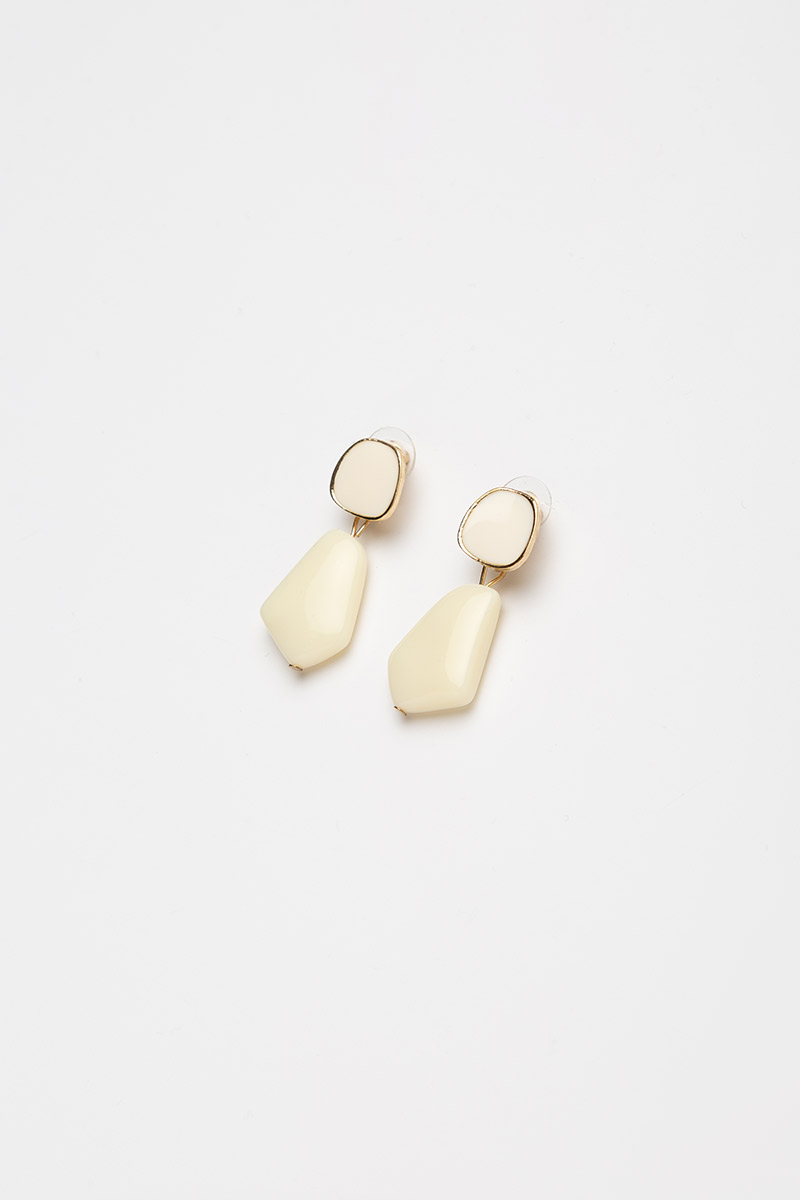 IRREGULAR CANDY DROP EARRINGS