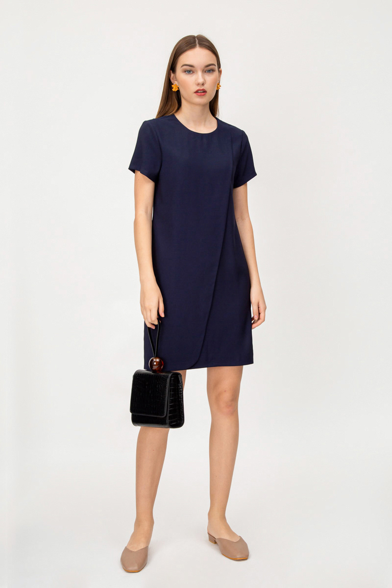MAYZA LAYERED DRESS