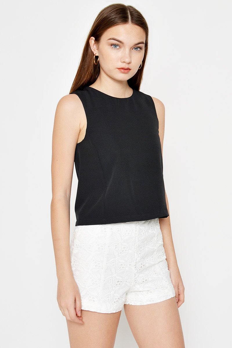 HETTIE BASIC TOP
