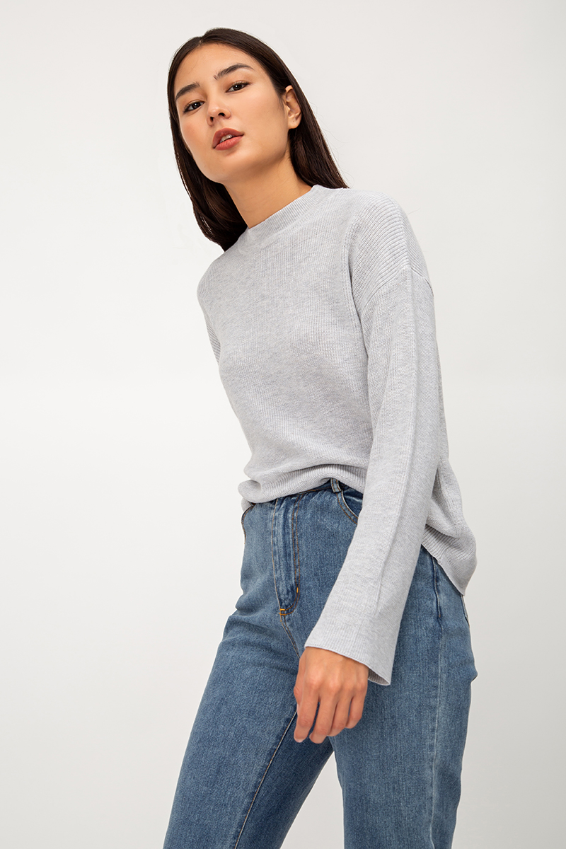 MARCELLA BELL SLEEVE KNIT TOP