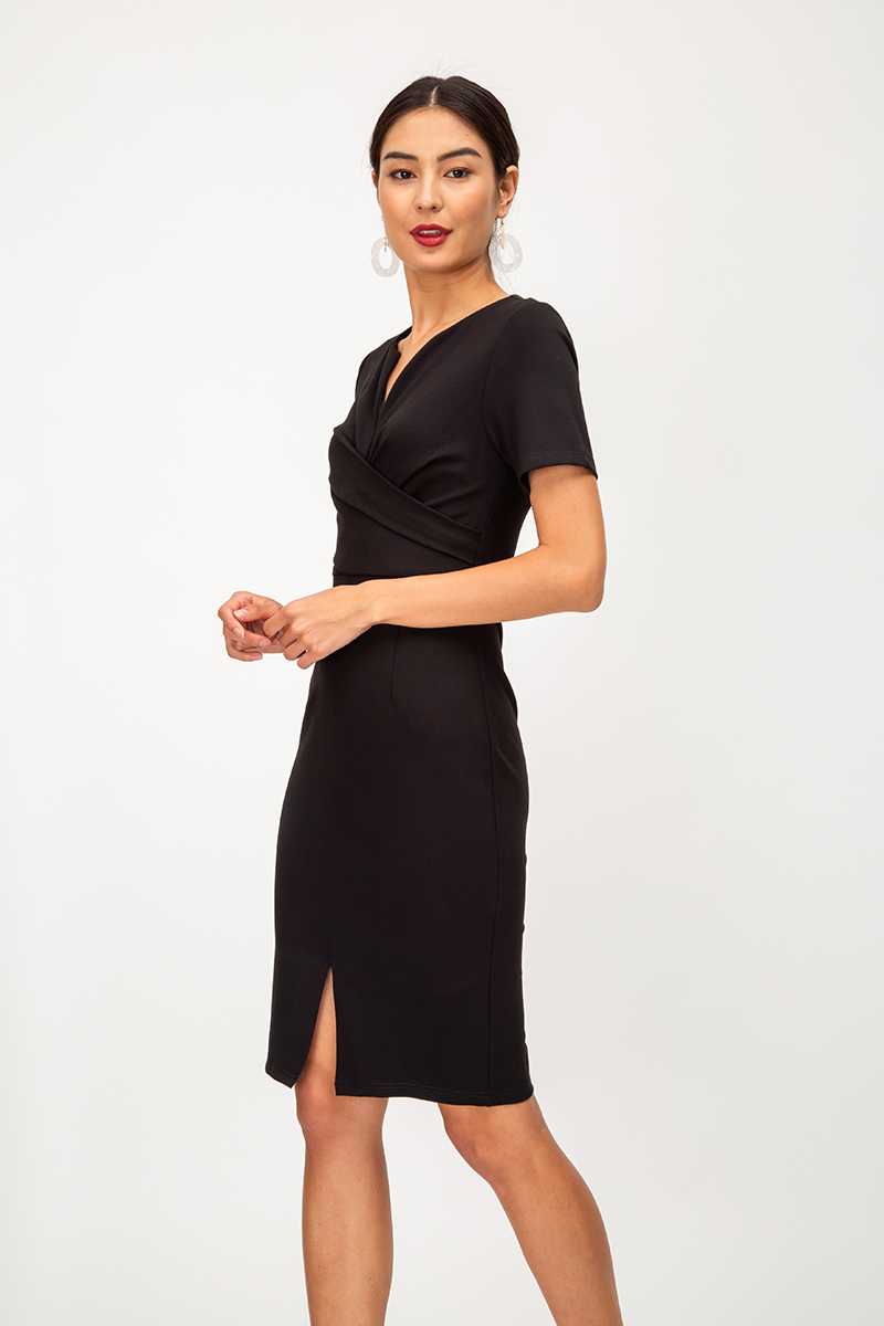 SELBY TWISTED KNOT DRESS