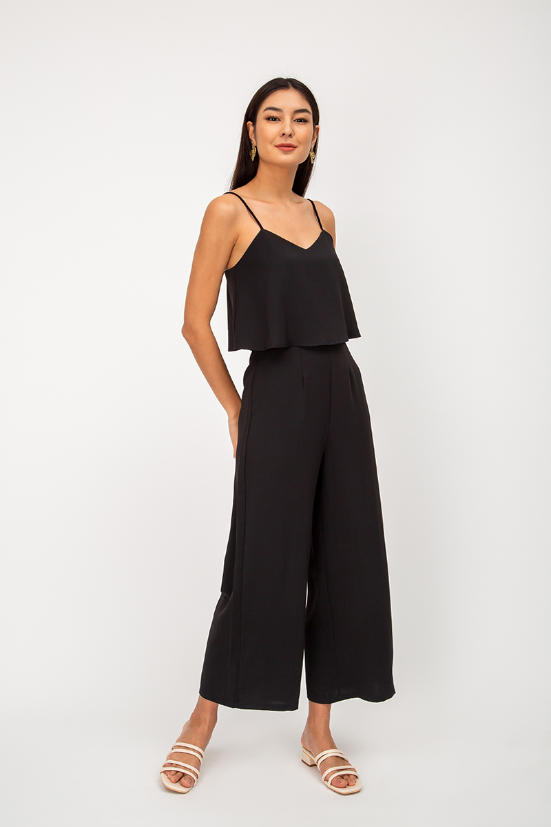 KOURTNEY LAYERED JUMPSUIT