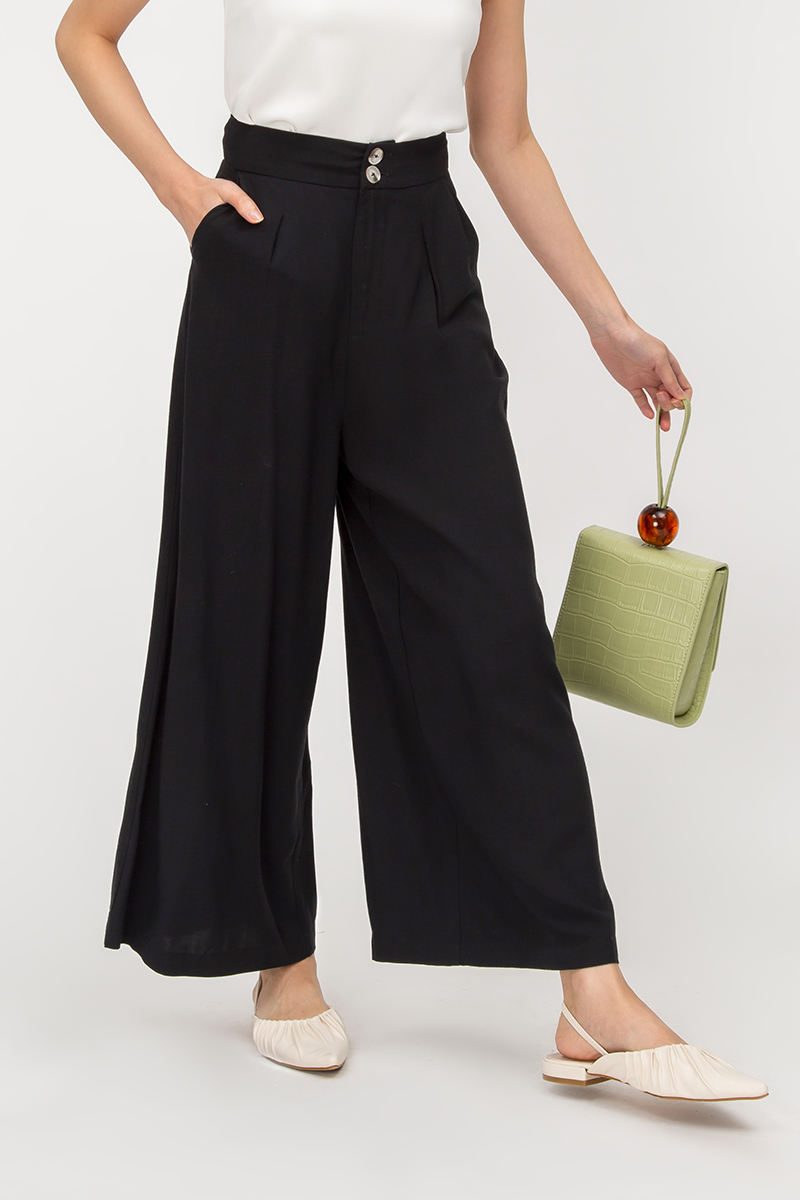 DANDI HIGHWAIST FLARE PANTS