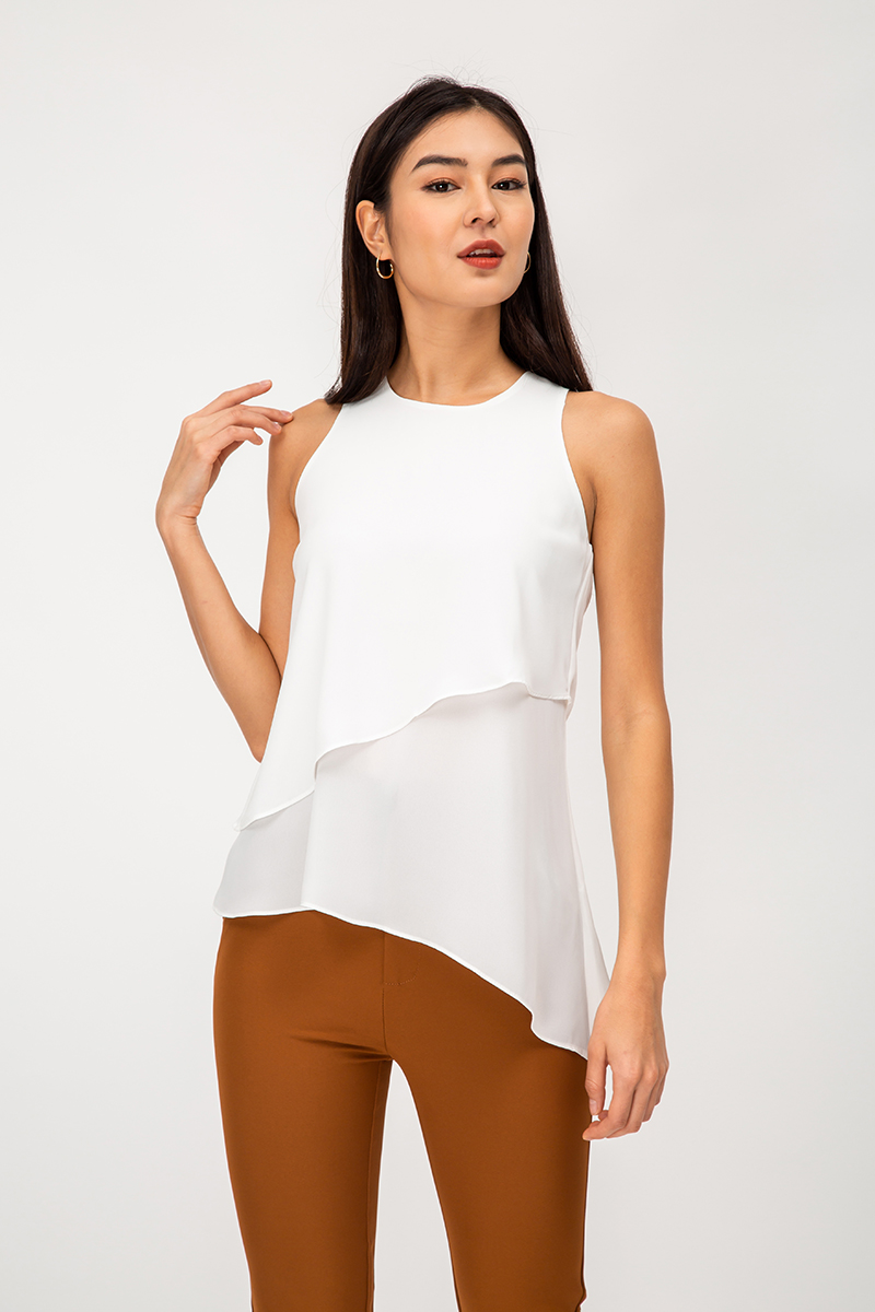 NISA LAYERED TOP