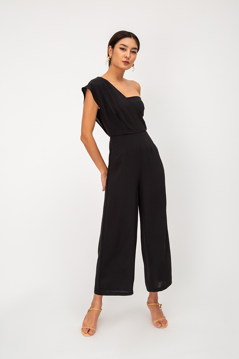 *BACKORDER* ARSELLA TOGA JUMPSUIT