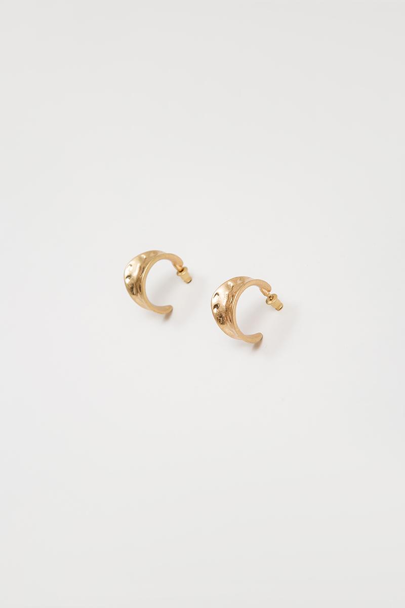 LUELLE GOLD EARRINGS