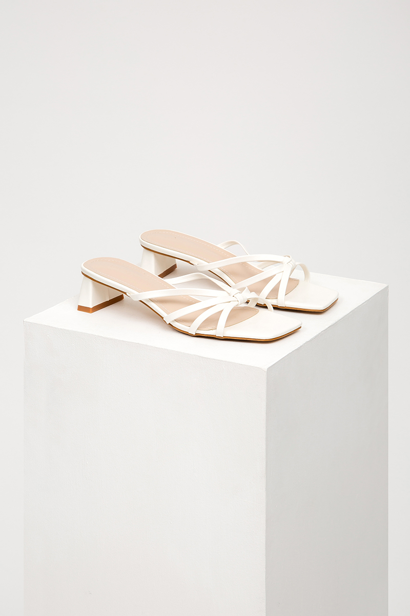 PATRICE HEELED SANDALS